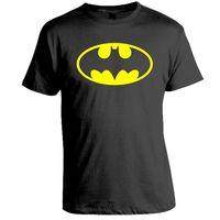 Batman T-shirt, Men,  black, l