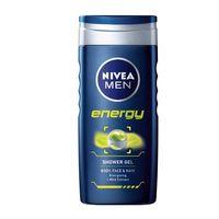 Nivea Men Energy Shower Gel, 250ml