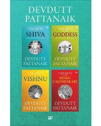 Box Set- 7 Secrets Of Shiva / 7 Secrets of the Goddess / 7 Secrets of Vishnu / 7 Secrets from Hindu Calendar Art