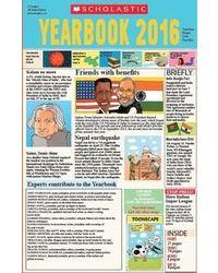 Scholastic Yearbook 2016