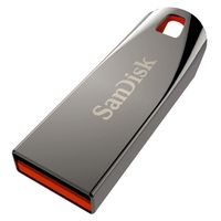 Sandisk Cruzer force USB flash/Pen drive,  red, 16 gb