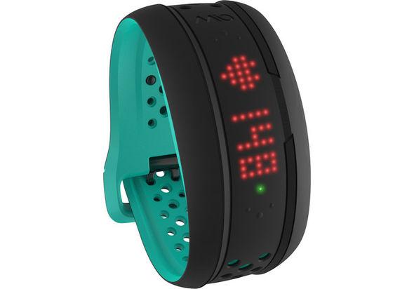 Mio Global FUSE Heart Rate Monitor and Activity Tracker Wristband Regular, Aqua