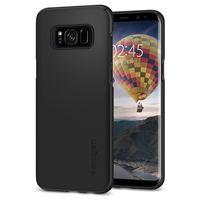 Spigen Galaxy S8 Case Thin Fit Case, Black