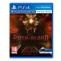 Until Dawn Rush of Blood for PS4 VR