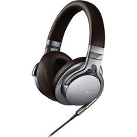 Sony MDR 1A Premium Hi-Res Stereo headphones, Silver