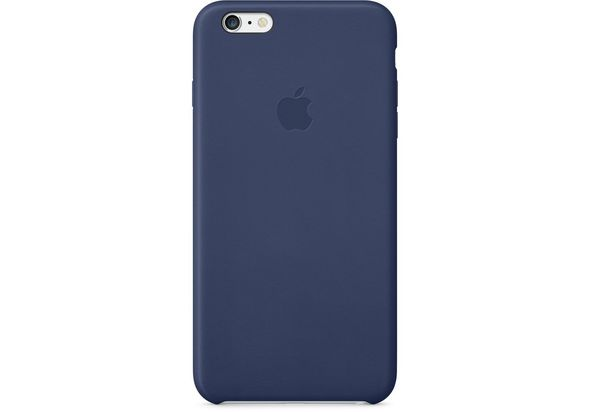 Apple iPhone 6s Leather Case, Midnight Blue