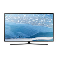 "Samsung 43"" UA43KU7000 UHD 4K Flat Smart TV"