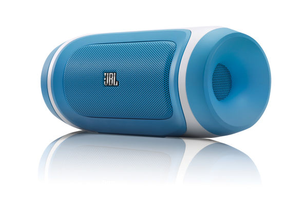 JBL Charge Portable speaker with Bluetooth Blue