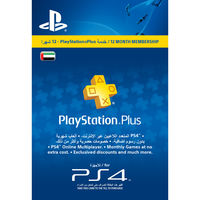PlayStation Plus 365 Day Membership Card