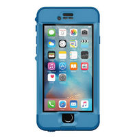 LifeProof NUUD Case for iPhone 6S, Cliff Dive Blue