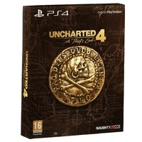 Uncharted 4 A Thief's End Special Edition for PS4