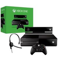 Microsoft Xbox One 500GB Kinect with 3 Games and 3 months Netflix Subscription