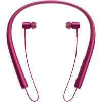 Sony In Wireless Bluetooth In-Ear Headphones, Bordeaux Pink