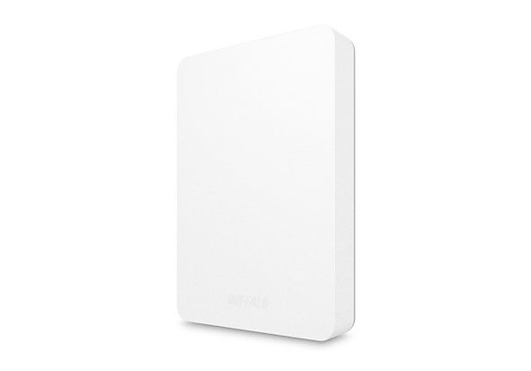 Buffalo HD-PNF1.0 U3BW-ME MiniStation portable USB 3.0 HDD