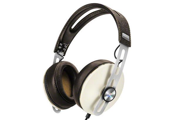 Sennheiser Momentum 2.0 Around Ear Headphones, for Apple, Ivory