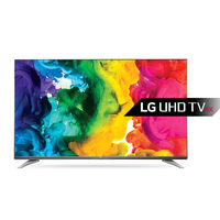 LG 55UH750V 4K UHD Smart TV