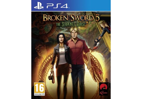 Broken Sword 5: The Serpent s Curse for PS4