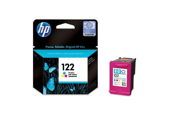 HP CH562HE 122 Tri-color Original Ink Cartridge