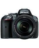 Nikon D5300 18-140 mm Lens,  Black