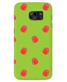 Stylizedd Samsung Galaxy S7 Edge Premium Slim Snap case cover Matte Finish - Dancing Tarbouche