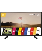 LG 43 inch Full HD LED Smart TV With Built in HD Receiver - 43LH590V