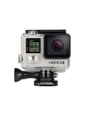 GoPro Hero4 12MP 1080P Video Wifi Bluetooth Silver Standard Edition, 12 MP