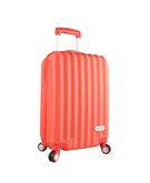 "Vangather Hard Luggage 24"" Red"
