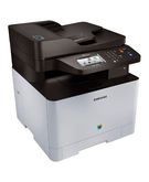Samsung SL-C1860Fw Xpress Wireless Multifunction Printer,  White