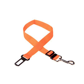 Puppy Love Car Safety Belt for All Breed Dogs, universal, orange