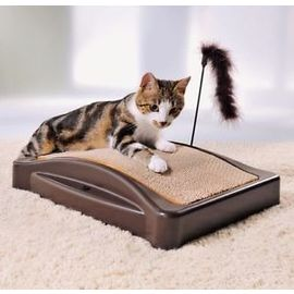 The Iconic Tapsi Maxx Scratching Bridge for Cats, universal