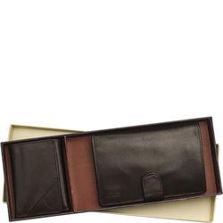 Men's Wallet Combo,  brown