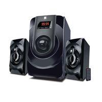 iBall Seetara 2.1 Multimedia Speakers,  black