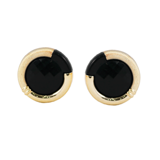 Bold And Beautiful Black Studs For Women