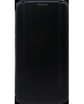 MYCANDY GALAXY S6 EDGE BOOK CASE BLACK