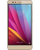 HUAWEI HONOR 5X DUAL SIM 4G 2GB RAM,  gold