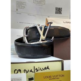 Louis Vuittion Formal Belt For Men