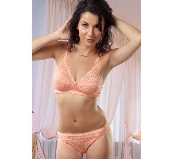 960fc2a6b Full Transparent Bra Panty set for maximum Appeal- JKLOVSET- SV1701 ...