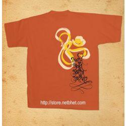 Om Anadi anant RED_ Marathi Tshirt, m