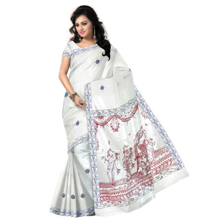 OSS300112: Silk Saree online shopping.