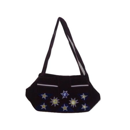OHA014: Handmade handicraft pipili odisha designer handbag for women