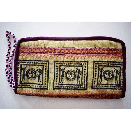 OSS7031 Handloom Tassar bag