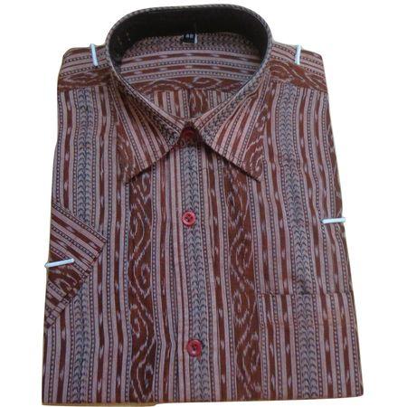 OSS3456: Handloom Shirt's of odisha.