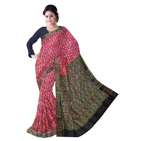 OSS016: Maroon color Best Indian Silk Saree Design