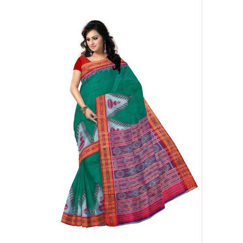 OSS5005: Katki Silk Sarees or Pata Saree in Odia best for wedding