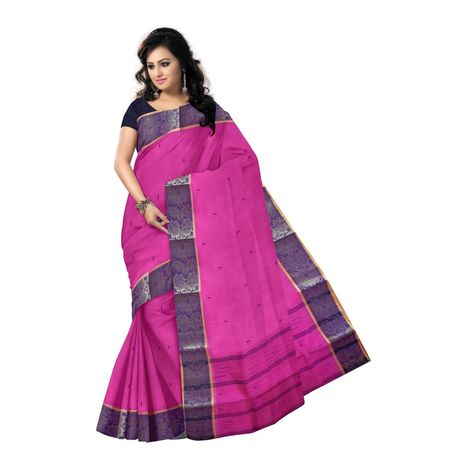 OSSWB129 West Bengal Handloom Saree
