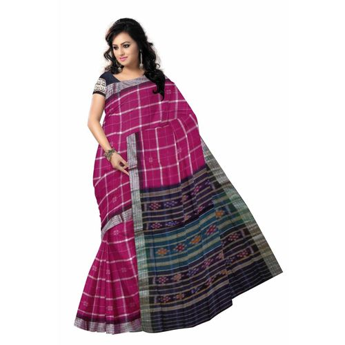 OSS7318: Odisha Jagatsingpur style sarees made in handloom