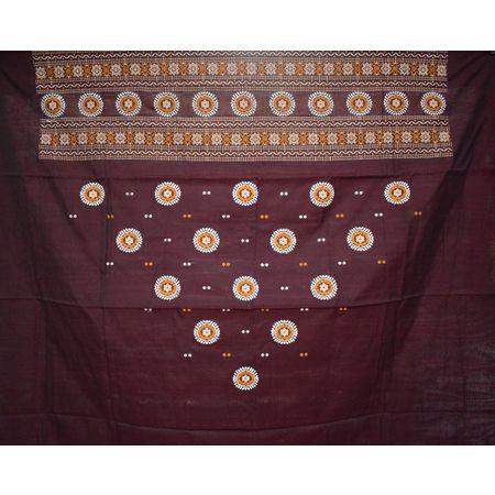 Rayagadi Handloom Pure Cotton Women's Top Made in Odisha AJ001526