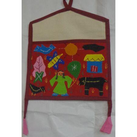 OHA046: Pipli Handicrafts Patch work