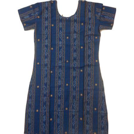 OSS8464: Handloom cotton Kurti for Girls