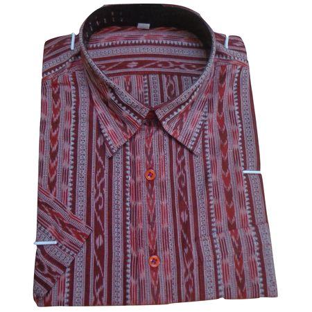 OSS180: Odisha handloom casual shirts, 40 44